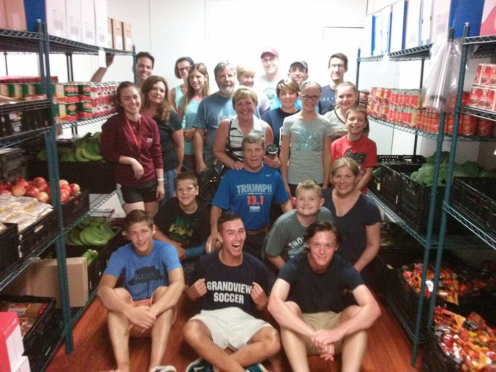 Heart to Heart Food Pantry, mission
